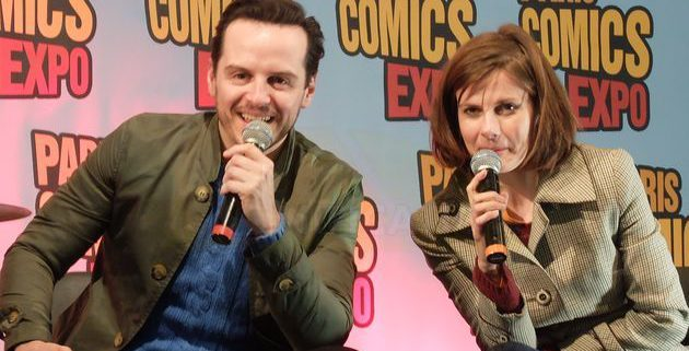 Andrew_Scott_Louise_Brealey_convention